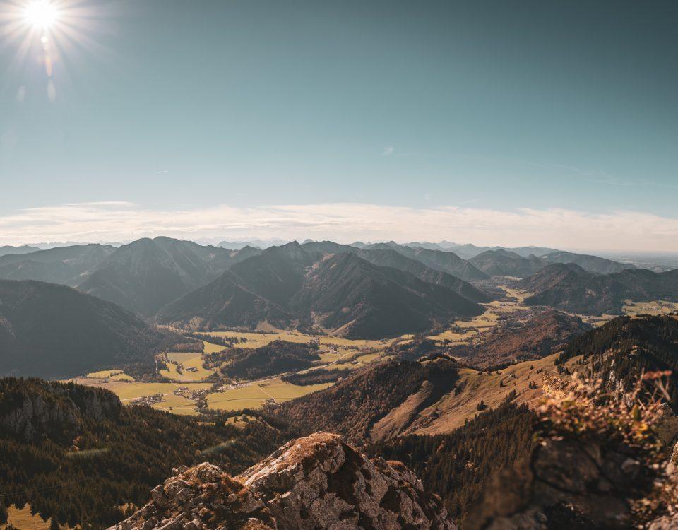 Landschaf, Berge,Wendelstein,Alpen,Bayern